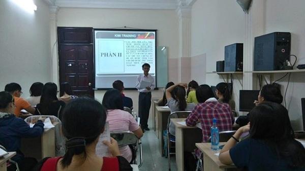 Tổng hợp các khóa học kế toán cho người mới bắt đầu